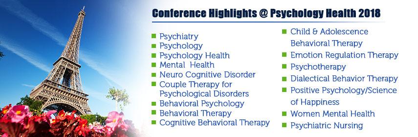 - Psychology Health 2018