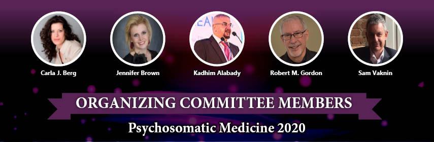 - Psychosomatic Medicine 2020