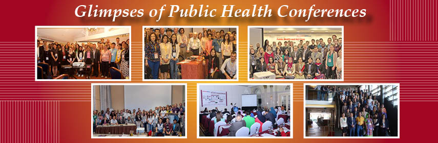 - Public Health Congress 2018