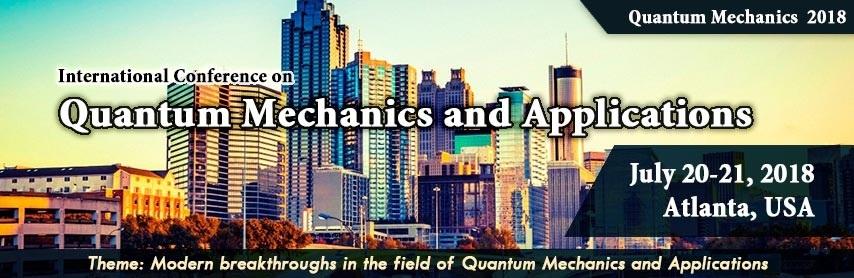 - Quantum Mechanics 2018