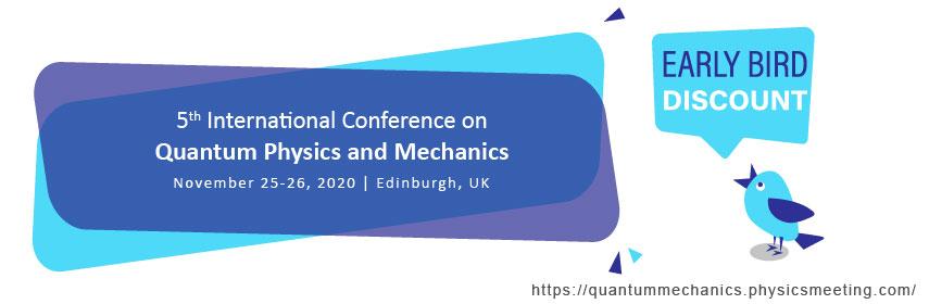 - Quantum Mechanics 2020
