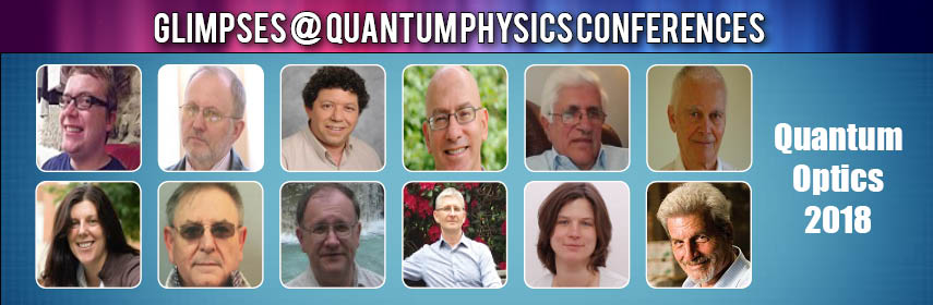 - Quantum Optics 2018