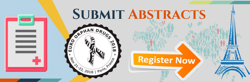 Annual Congress on Orphan Drugs & Rare Diseases - Euro Orphan Drugs 2018