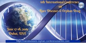 6th InternationalConference on Rare Diseases & Orphan Drug , Dubai,UAE