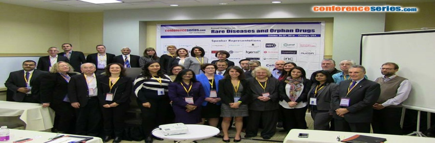 - Rare Diseases Congress 2017