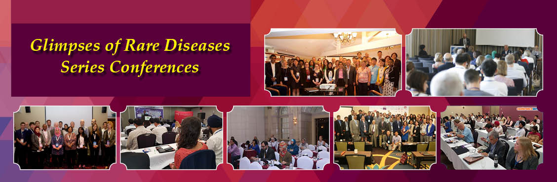- Rare Diseases Congress-2018