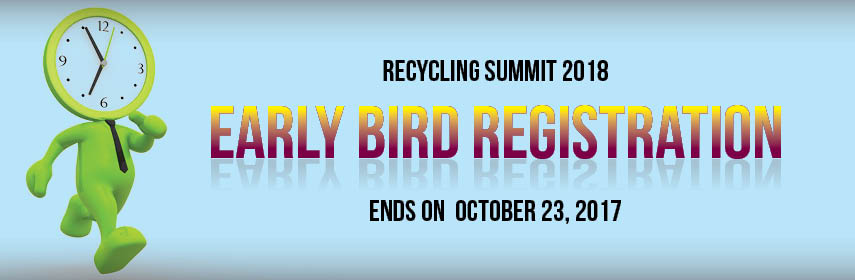 - Recycling Summit 2018