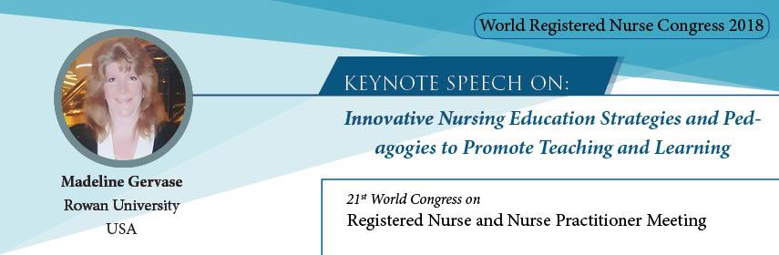 - Registered Nurse Congress 2018
