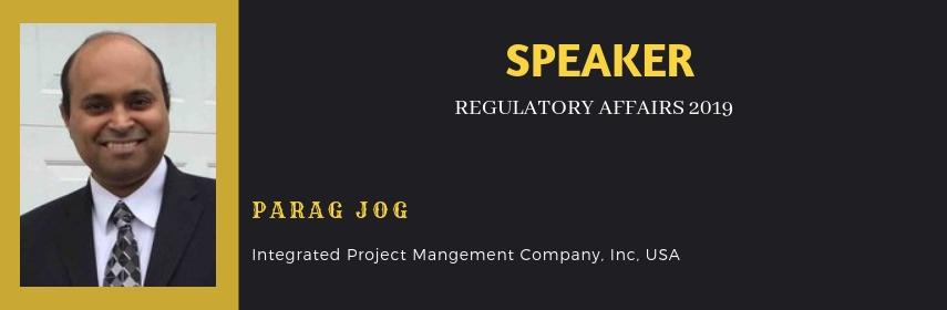 - Regulatoryaffairs 2019