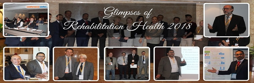 Home Page Banner of 2nd World Physical Medicine and Rehabilitation Conference - Rehabilitation Health 2019