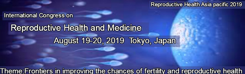 Reproductive Health Asia Pacific 2019 - Reproductive Health Asia Pacific 2019