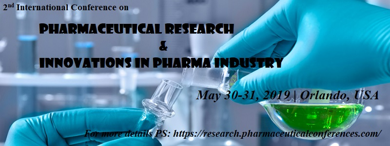 - Pharma Research 2019