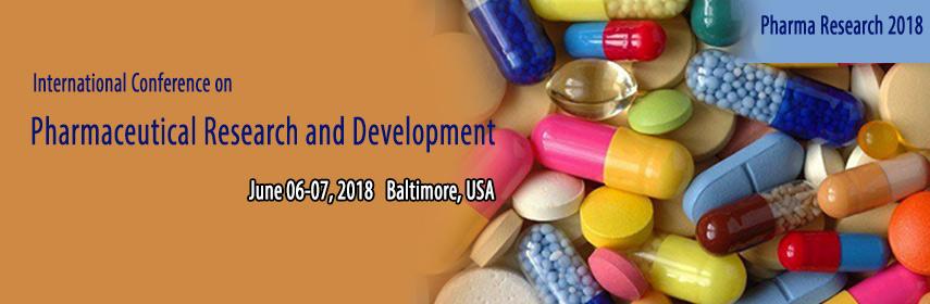 - Pharma Research 2018
