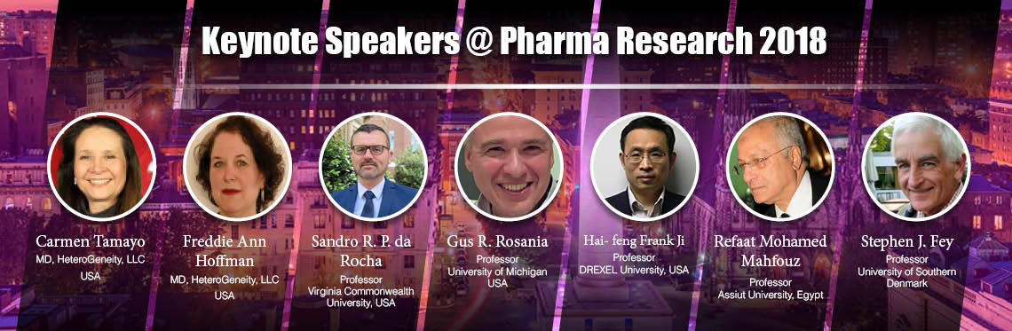 - Pharma Research 2018