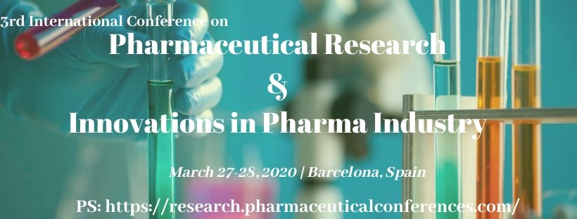 - Pharma Research 2020