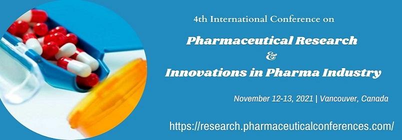 - Pharma Research 2021