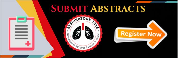 Annual Congress on Pulmonology & Respiratory Medicine - Respiratory-2018