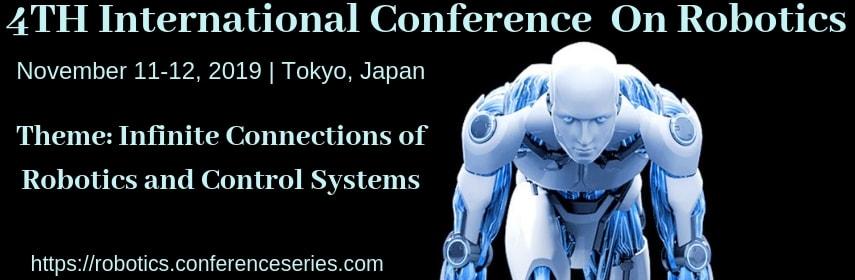 Robotics 2019 | Robotics Conferences| Mechatronics Congress