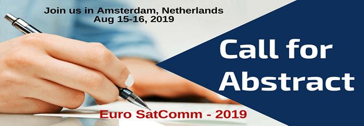 - Euro SatComm 2019