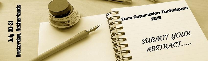 -  Euro Separation Techniques 2019