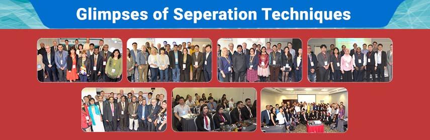 - Separation Techniques 2021
