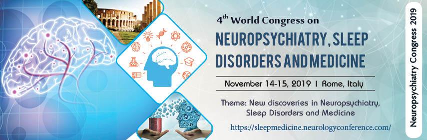 - Neuropsychiatry Congress 2019