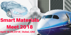 5th World Congress on Smart and Emerging Materials	 , Dubai,UAE
