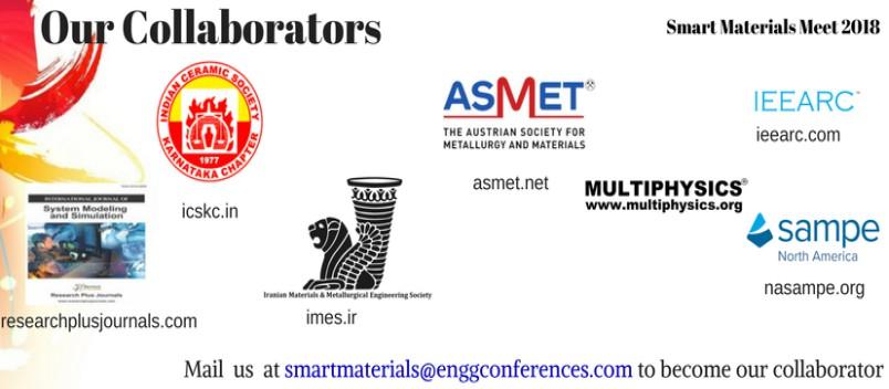Smart Materials Meet 2018 at Burj Khalifa, Dubai - Smart Materials Meet 2018