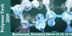 6th World Congress on Smart  Materials and Polymer Technology , Bucharest,Romania