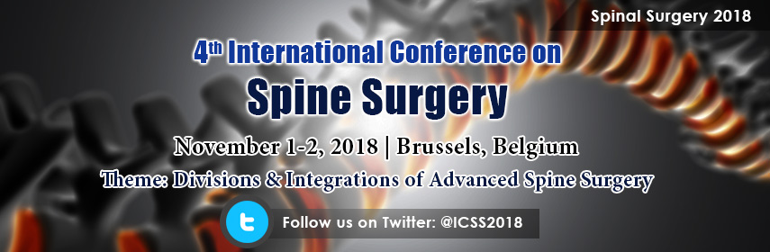 - Spine Surgery 2018