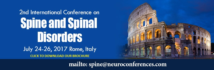 Spine | Spine Conference | Spine Surgery Conference | Spinal