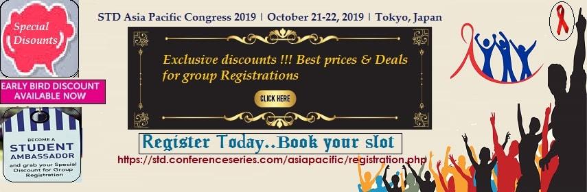 STD Asia Pacific Congress 2019 - STD Asia Pacific Congress 2019