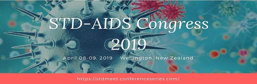 STD-AIDS Congress 2019 - Std-Aids Congress 2019
