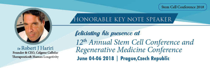 - Stem Cell Conference 2018