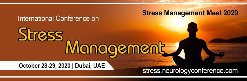 Homepage Banner of International Conference on  Stress Management - Stress Management Meet 2020