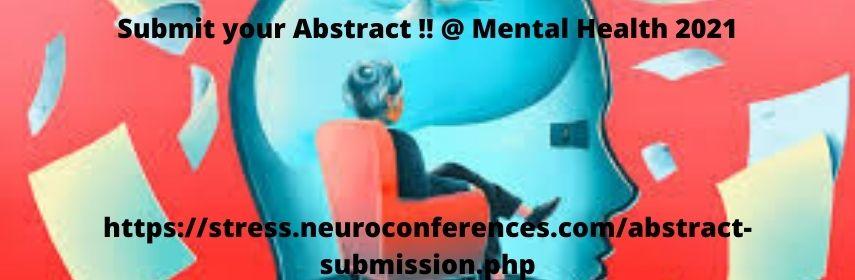 - Mental health-2021