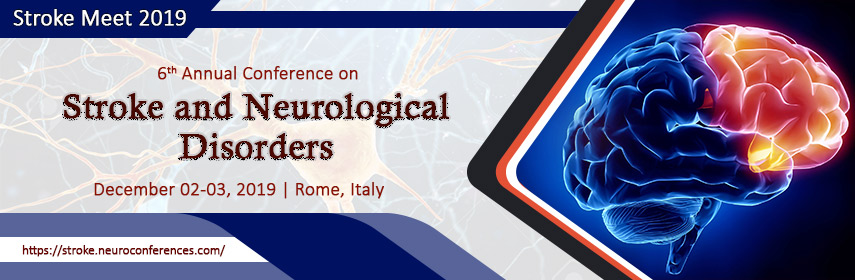 Homepage banner for Stroke Meet 2019 conference - Stroke Meet 2019