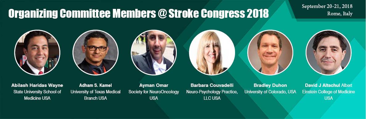 - Stroke Congress 2018