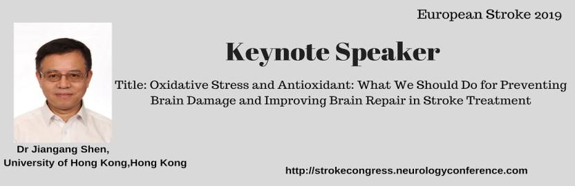 - European Stroke Conference 2019