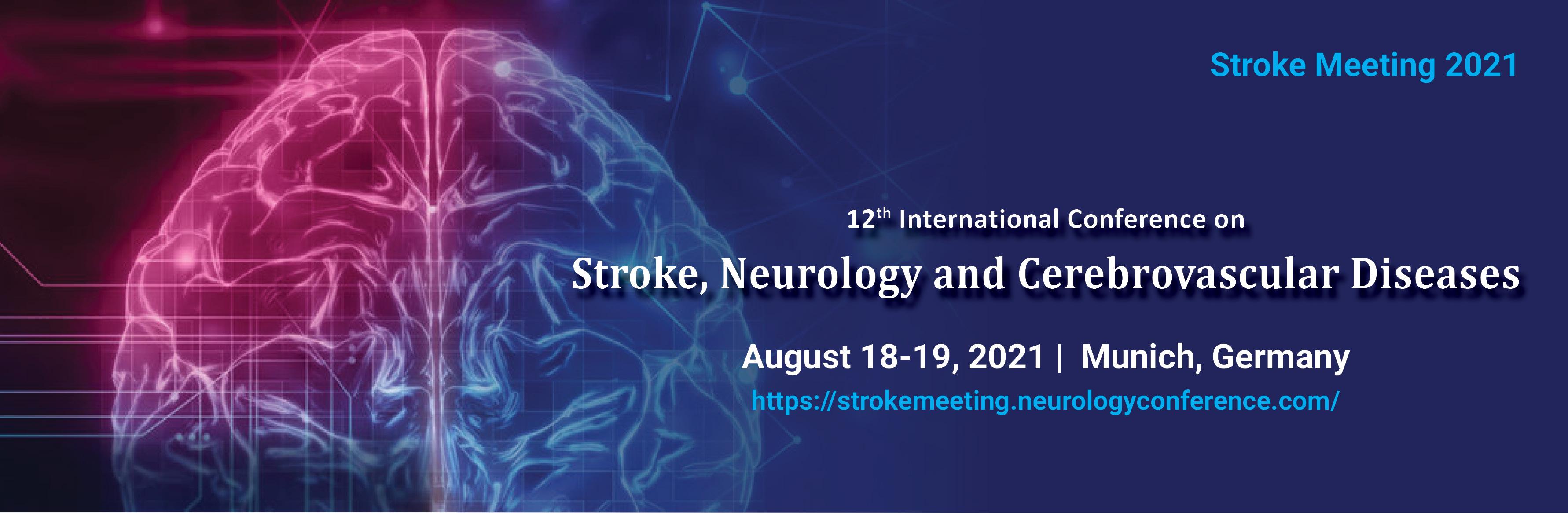 Stroke Meeting 2021 - Stroke Meeting 2021