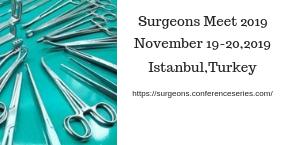 2nd World Congress on Surgeons , Istanbul,Turkey