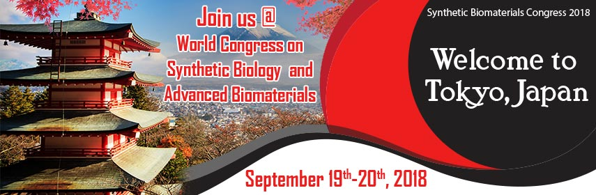 - Synthetic Biomaterials 2018
