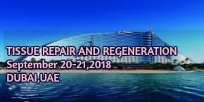10 th  Tissue Repair and Regeneration Congress , Dubai,UAE