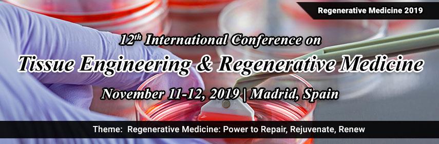 - Regenerative Medicine 2019