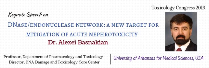 - Toxicology Congress 2019