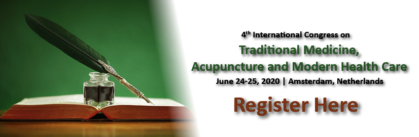 - Traditional Medicine Congress 2020