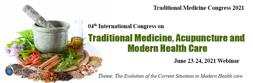 - Traditional Medicine Congress 2021