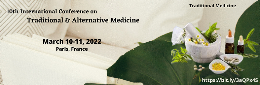 - Traditional Medicine 2022