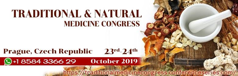 Traditional Medicine Congress   Medical Conferences   Event   Europe   2019 - Traditional Medicine Congress