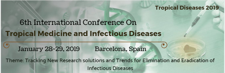 - Tropical Diseases Conference 2019